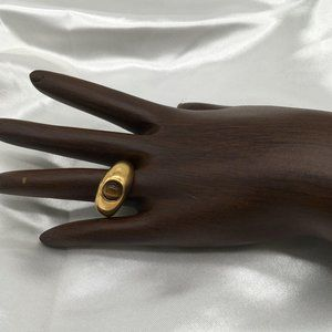 Avon Ring Vintage 18k HGE ( Hard Gold Electroplate